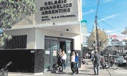 Colegio Evangélico Argentino