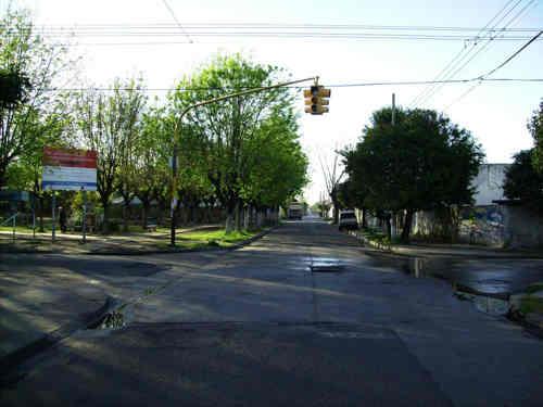 Plaza San Nicolás en San Justo La Matanza