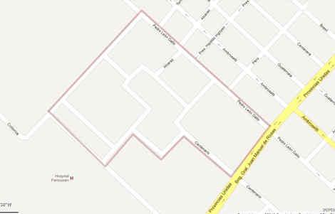 Barrio 20 de junio - San Justo - La Matanza